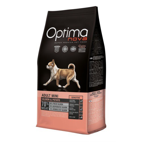Pienso Optima Nova Adult Mini Grain Free