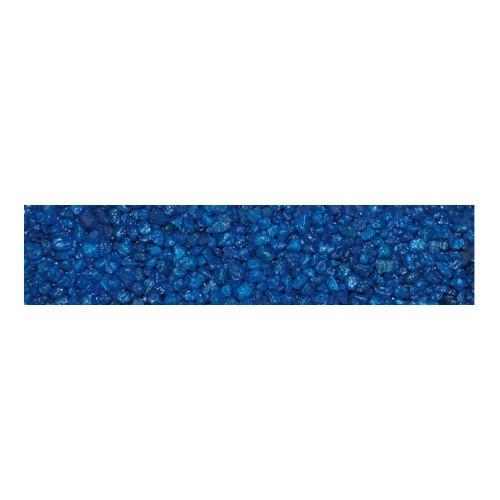 Arena azul oscuro para acuarios
