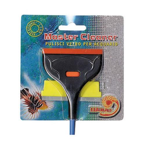 Limpiador rasqueta para cristales de acuarios