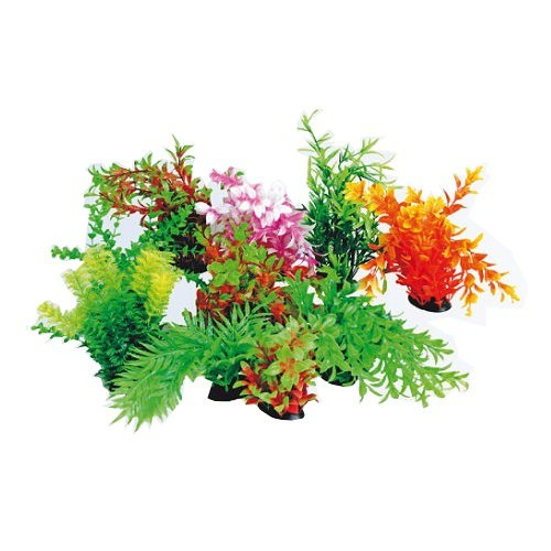 Planta de plástico Tropical Plant