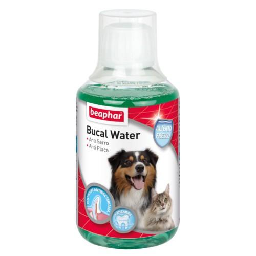Enjuague anti sarro Bucal Water Beaphar