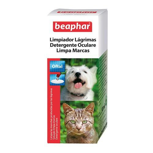 Limpiador de lágrimas Beaphar para mascotas