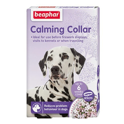 Collar relajante Calming Beaphar para perros
