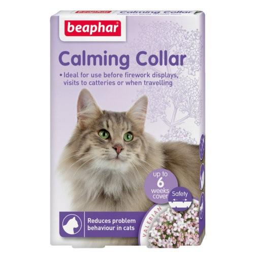 Collar relajante Calming Beaphar para gatos