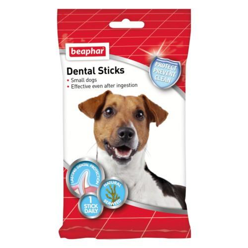 Dental Sticks Beaphar para perros