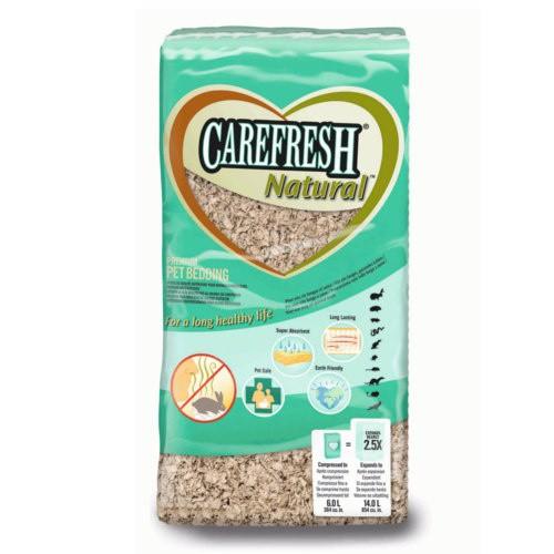 Lecho Carefresh Natural para roedores