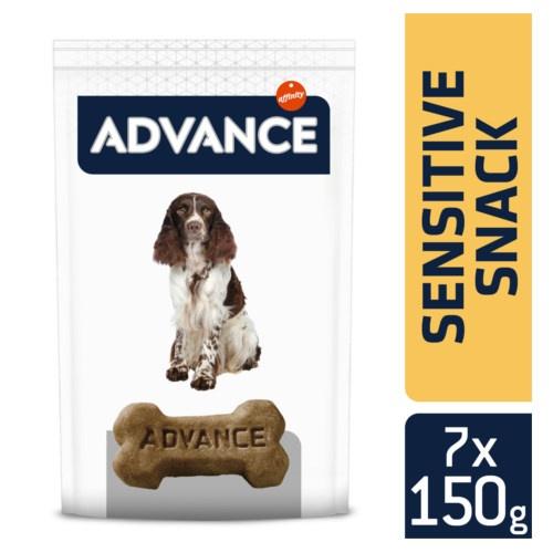 Advance Sensitive Snack para perros sensibles