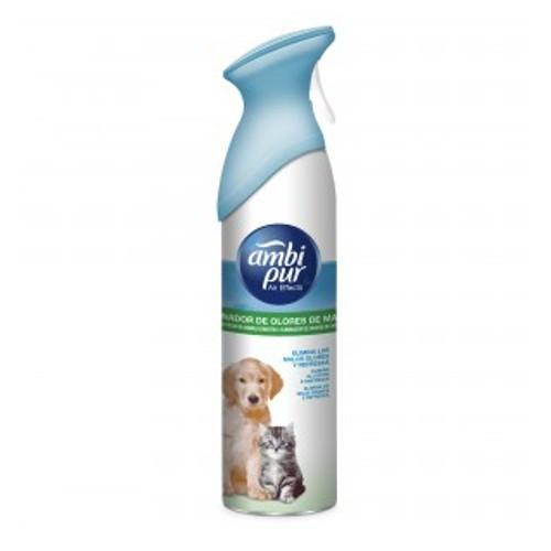Ambipur spray eliminador de olores en el hogar