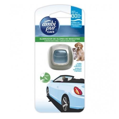 Ambipur ambientador anti olores para el coche