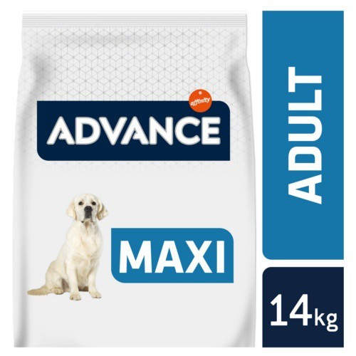 Pienso para perros Advance Maxi Adult