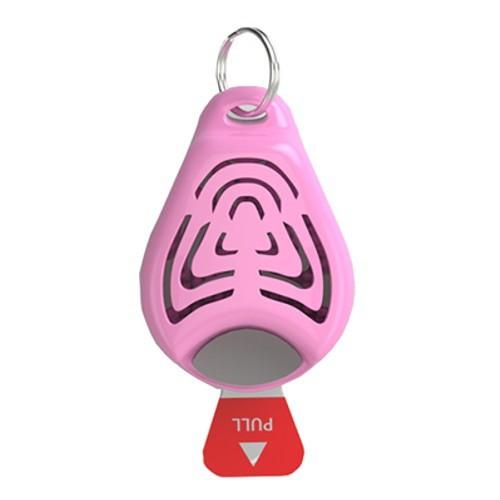Repelente ultrasónico TickLess Pet rosa