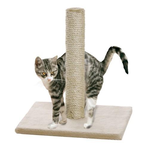 Poste rascador para gatos Lisa beige