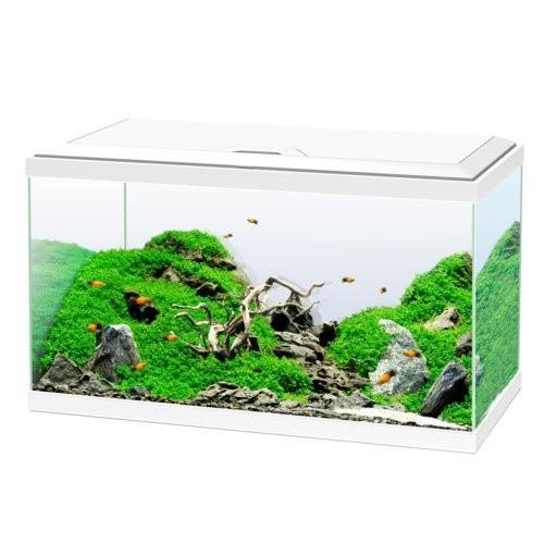 Kit de acuario Ciano Aqua 60 Led Bio blanco