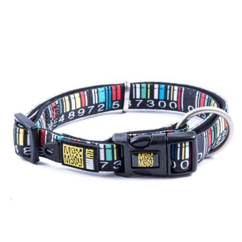 Collar de diseño Max & Molly Barcode