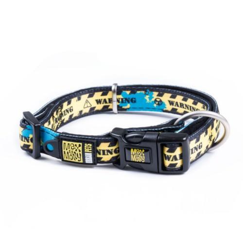 Collar de diseño Max & Molly Dangerous