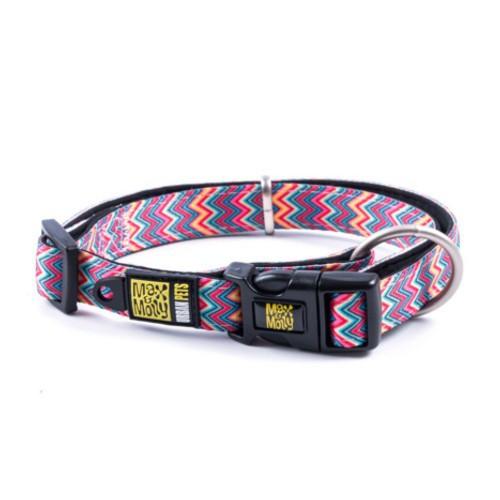Collar de diseño Max & Molly Vintage Pink