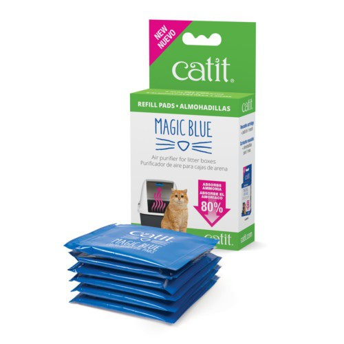 Replacement pads for Catit Magic Blue
