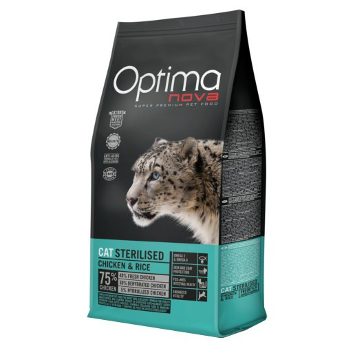 Pienso Optima Nova Sterilised para gatos
