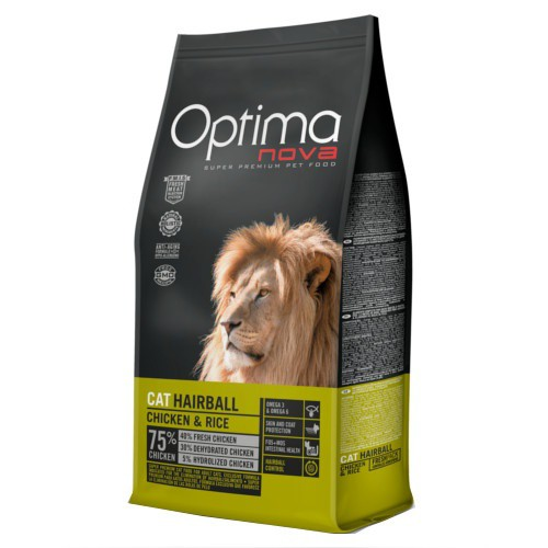 Food Optima Nova Hairball