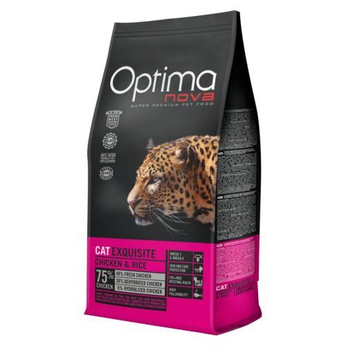 Pienso Optima Nova Exquisite para gatos