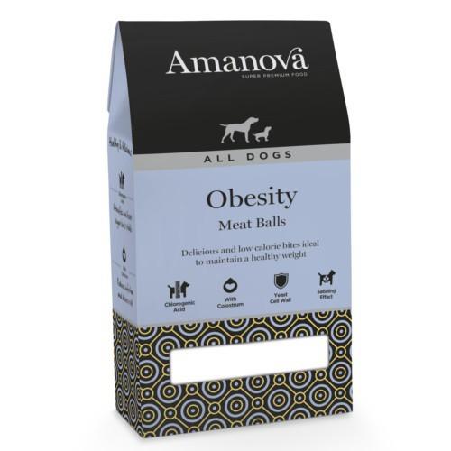 Snack Amanova Obesity para perros