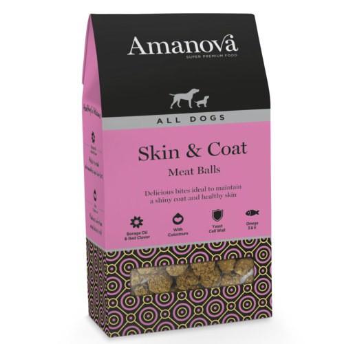 Snack Amanova Skin & Coat para perros