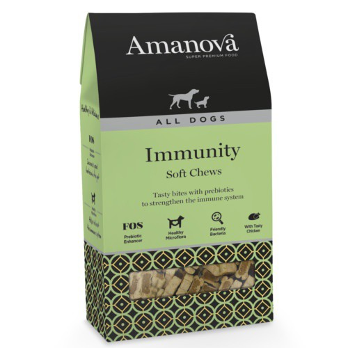 Snack Amanova Immunity para perros