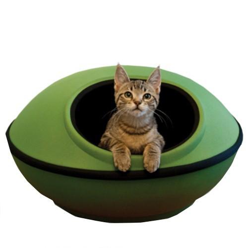 Cama cueva de diseño para gatos