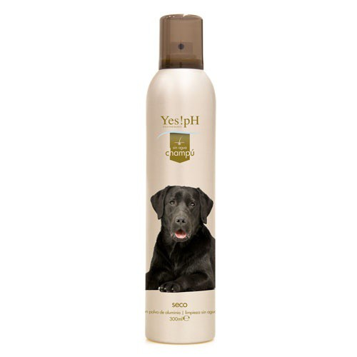 Yes!pH Dry Shampoo Powder for dogs