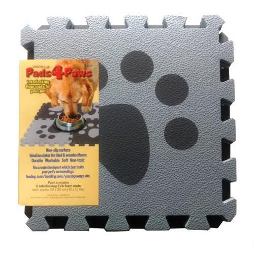 alfombra de puzzle para mascotas - tiendanimal