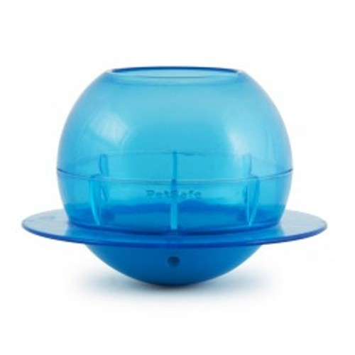 Juguete dispensador de snacks Funkitty Fishbowl