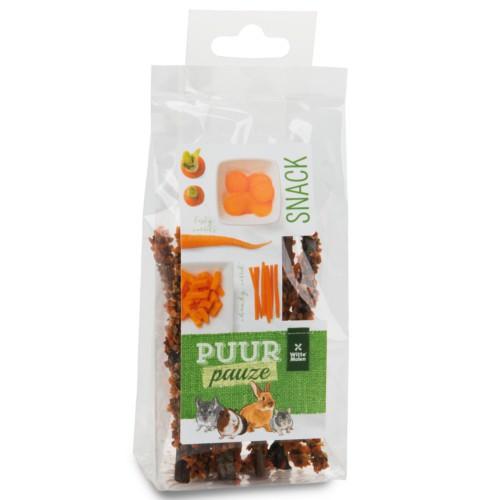 Palitos masticables de zanahoria Puur roedores