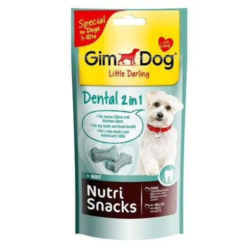 Nutri Snacks Dental GimDog para perros