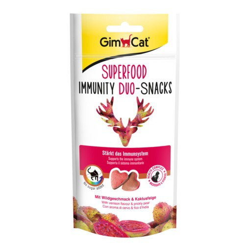 Snack Immunity GimCat Superfood