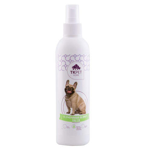 Eliminador de olores TK-Pet Home aroma talco