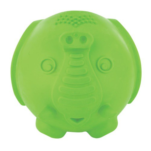 Pelota Busy Buddy elefante con dispensador