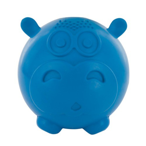 Pelota Busy Buddy hipopótamo con dispensador