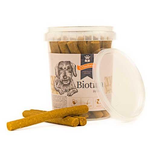 Snack Criadores con Biotina para perros