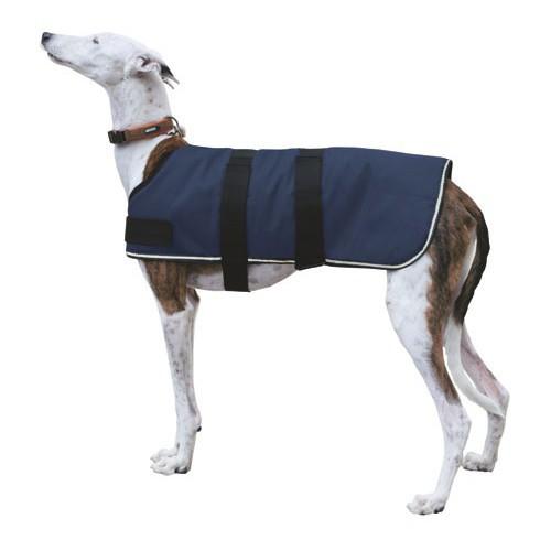 Capa impermeable para perros X-Trek azul