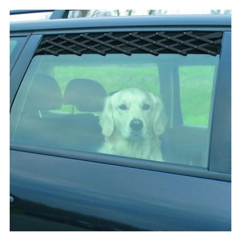 Reja para ventana de automóvil para perro