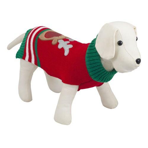 Jersey navideño para perros Christmas Reindeer