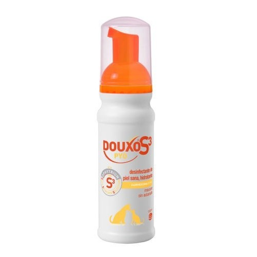 Espuma desinfectante Douxo Pyo Mousse