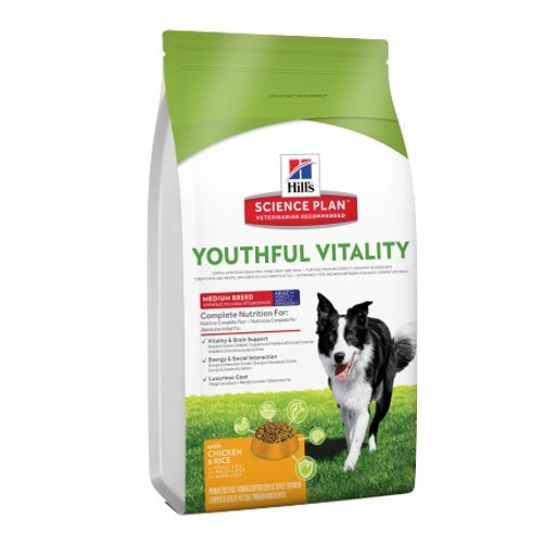Hill's Youthful Vitality Medium 7  pienso para perros