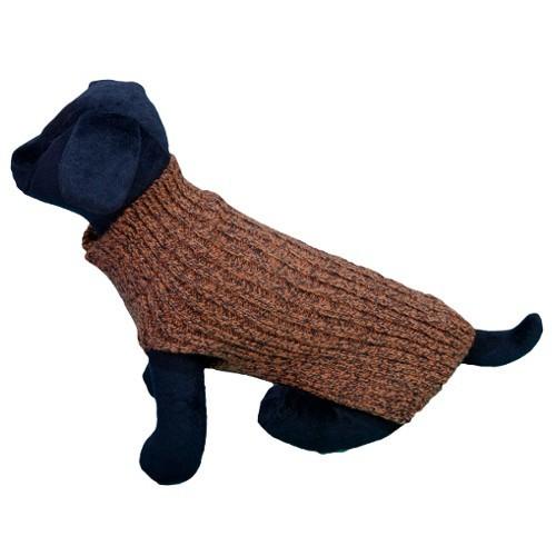 Jersey para perros Alfa naranja