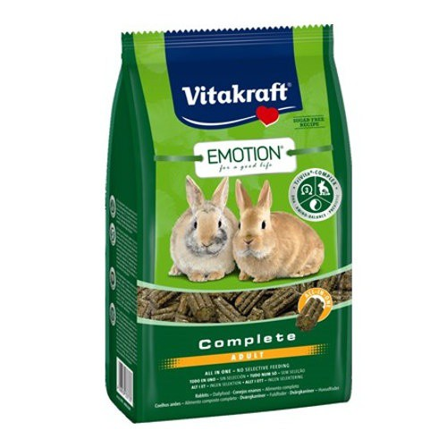 Vitakraft Emotion Complete comida para conejos
