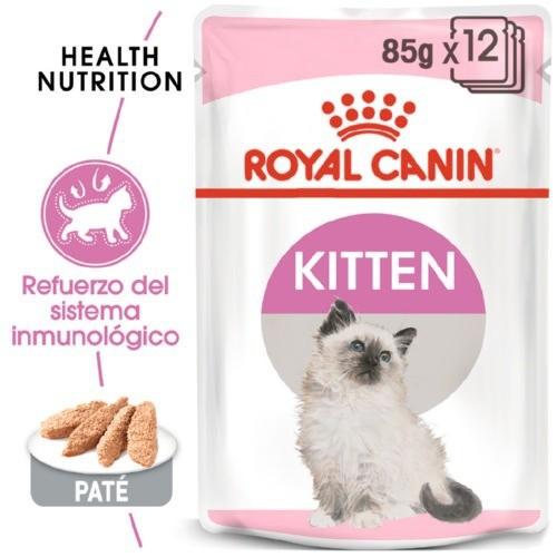 Royal Canin Kitten en paté para gatitos