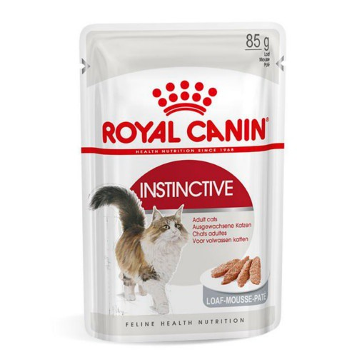 Royal Canin Instinctive en paté para gatos