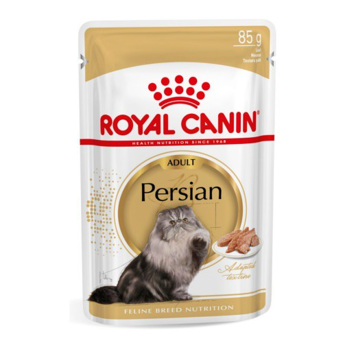 Royal Canin Persian comida húmeda para gato persa adulto
