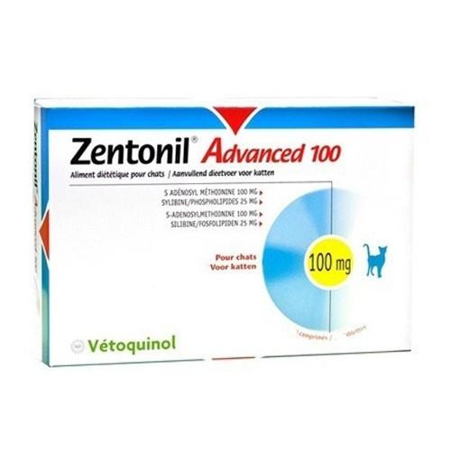Zentonil Advanced 100 suplemento para gatos