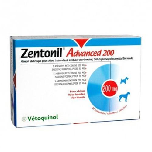 Zentonil Advanced suplemento para perros